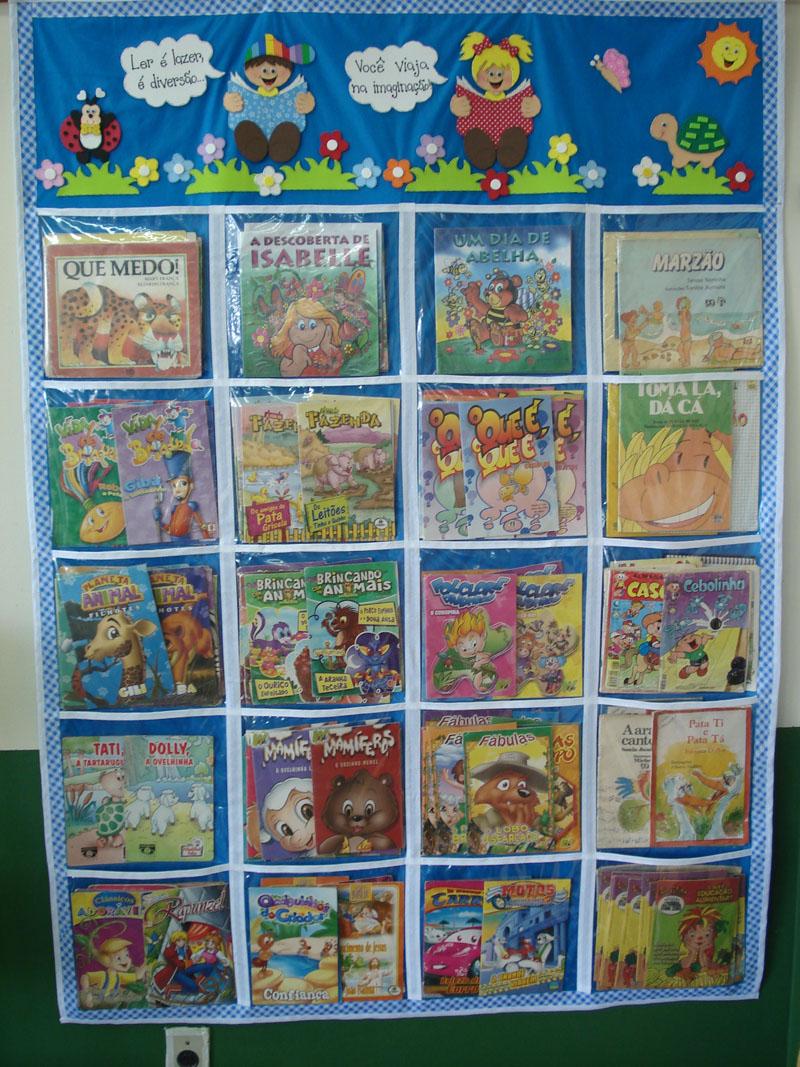 decoracao sala de leitura na escola:Cantinho da Carol: Decoração para sala de aula