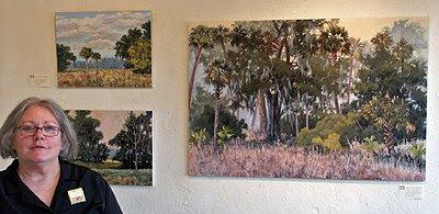 linda blondheim at melrose bay gallery