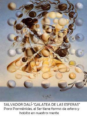 Galatea de las esferas (Dalí)
