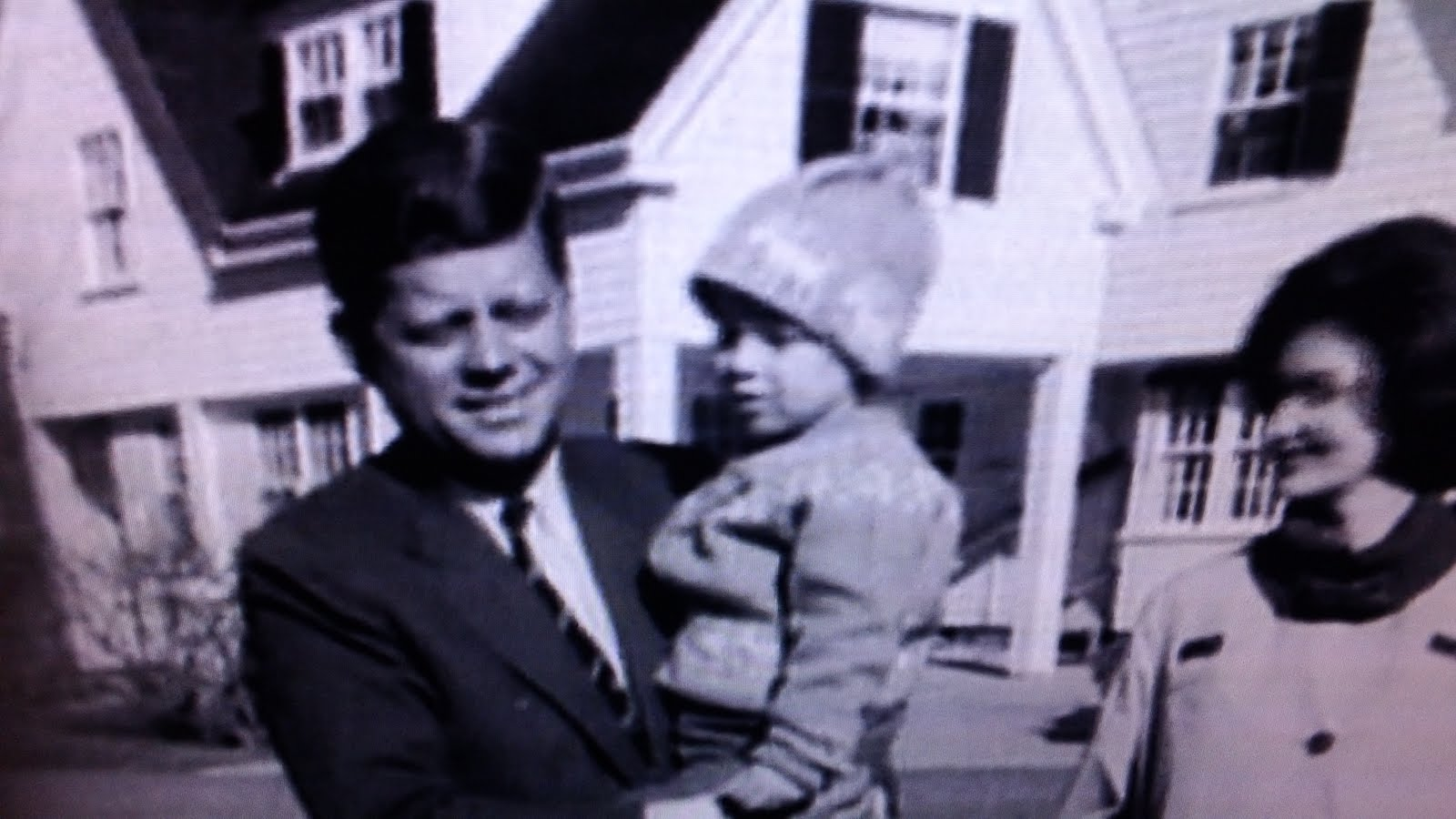 kennedy family home movies made public on tv quottlcquot will