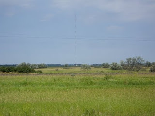 KVLY Mast in distance