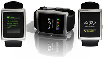 Allerta's inPulse Smartwatch For BlackBerry