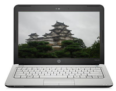 Upcoming HP Pavilion dm1 Ultraportable CULV Laptop