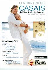 I Encontro de Casais - IPR Jd. Mário Covas