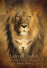 Ele, Jesus é o Leão da Tribo de Judá, a esse Jesus Cristo - Honra e Glória.