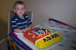 His Thomas cake