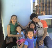 Con nuestros Amiguitos de la Sala Cuna
