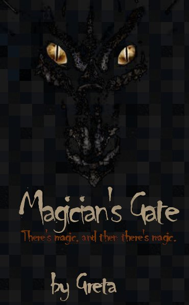 Magician's Gate Cover