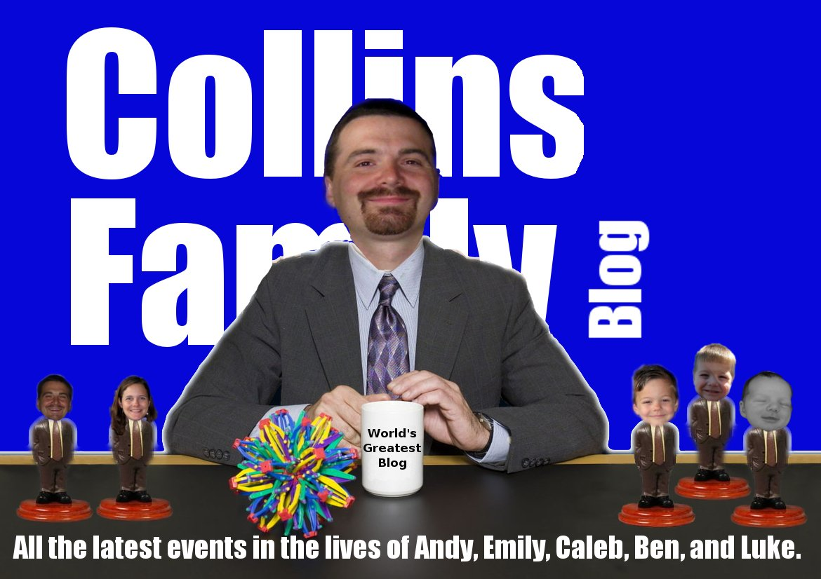 Collins Family Blog