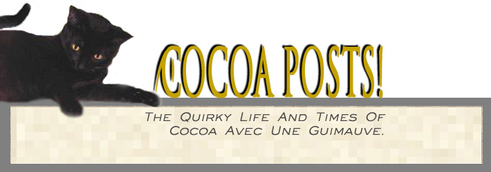 Cocoa Posts!