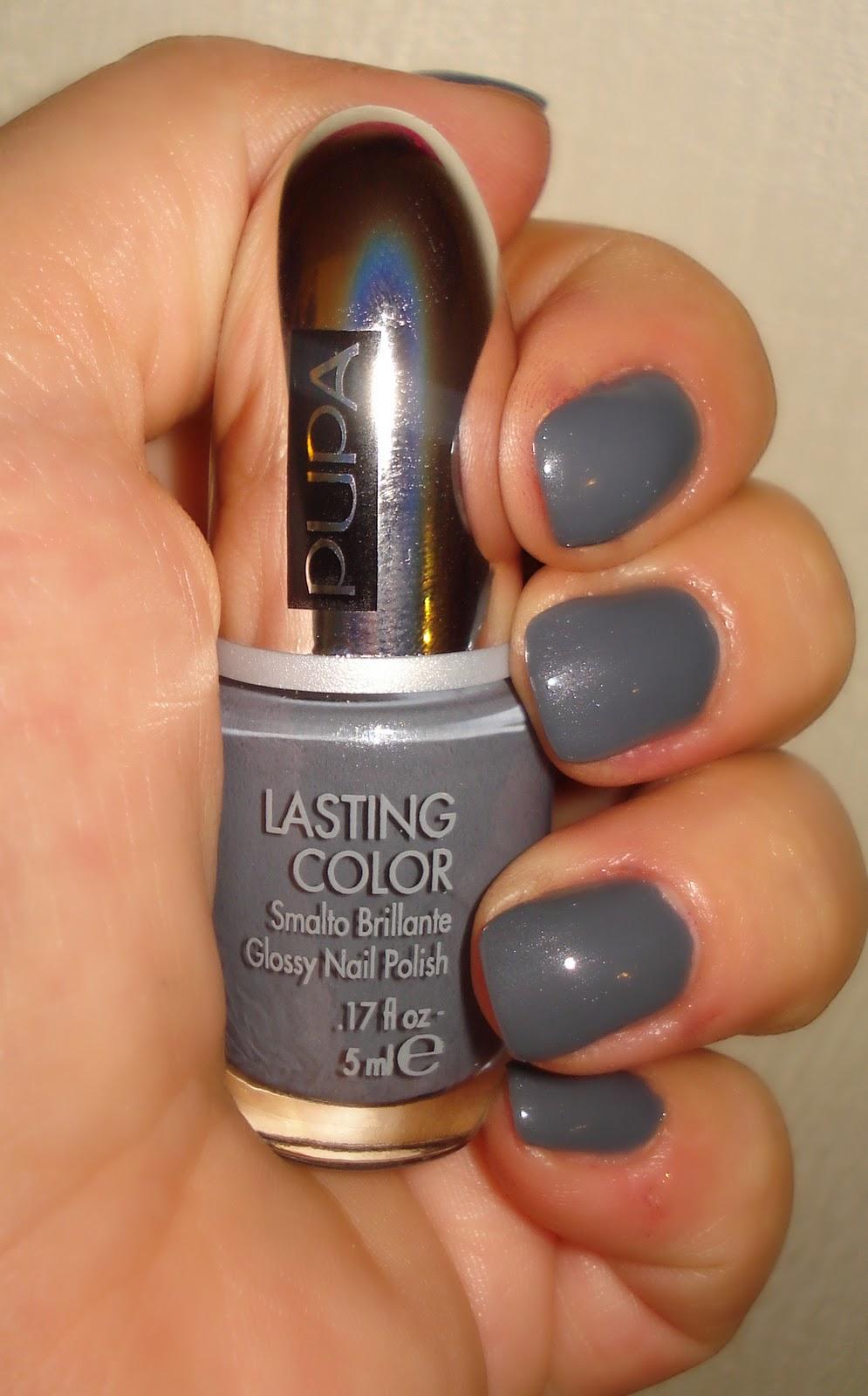 My make up corner review pupa rebel chic natale 2010 - Diva nails prodotti ...