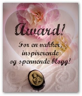 Tusen takk jenta mi :)