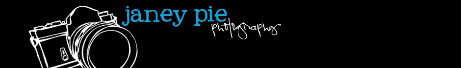Janey Pie Photography Blog