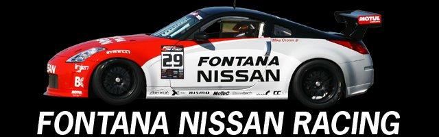 Fontana Nissan Racing