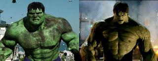 Hulk comparison