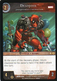 Deadpool Independent COntractor