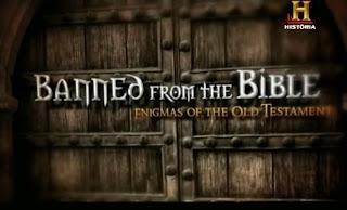 Banidos da Bíblia  Enigmas do Antigo Testamento