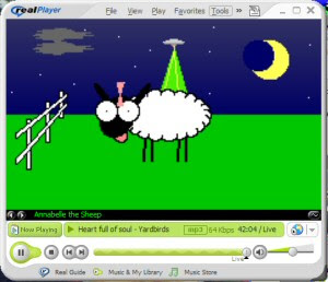 annabelle the sheep