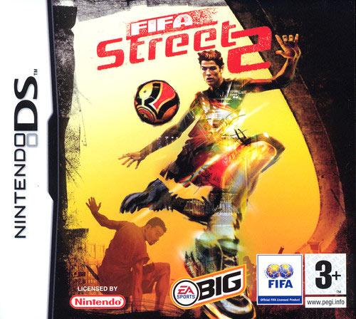 Fifa Street 2 (EUR)