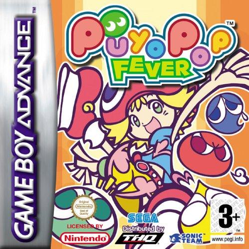Puyo Pop Fever GBA