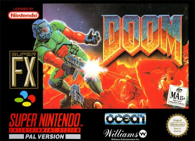 doom snes 