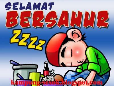 Tips Sahur Sehat di Bulan Ramadhan.