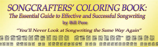 Songcrafters' Coloring Book