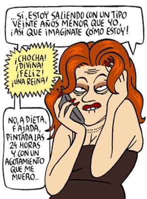 Rincón del humor. Maitena+20+years+menor