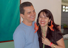 Pastores Luis e Adriane ,Aniversario de 1 ano da Igreja Gera vida de Itumbiara