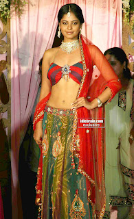 ACTRESS BINDHU MADHAVI Sexy MASALA Outfit On the Ramp
