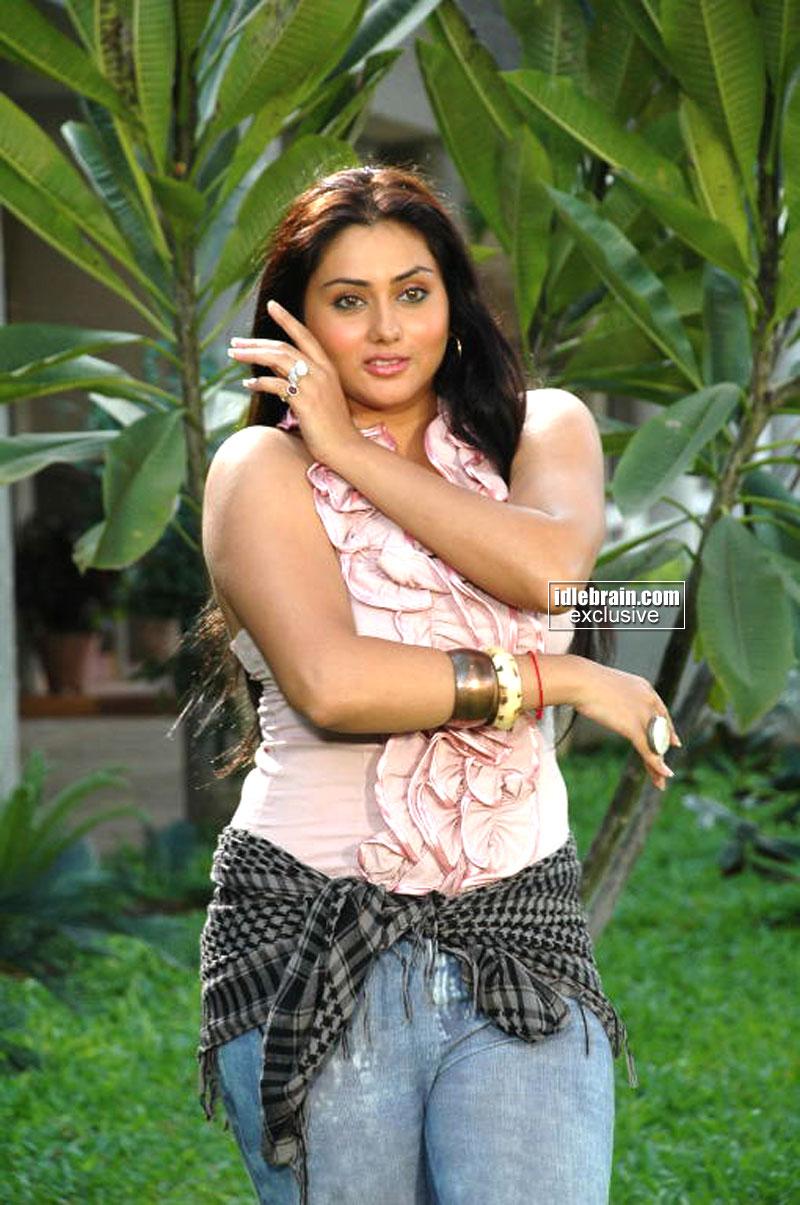 Namitha Latest Hot Actress