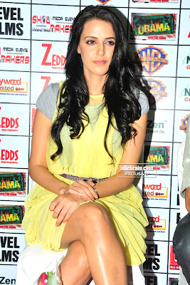 Desi Hot Bollywood Masala Actress NEHA DUPIA Photos From an Event