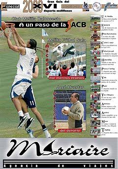 Especial Gran Gala del Deporte melillense 2009
