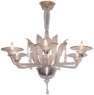 Custard Glass Chandelier Pieces ?? Help with ID please.: Category