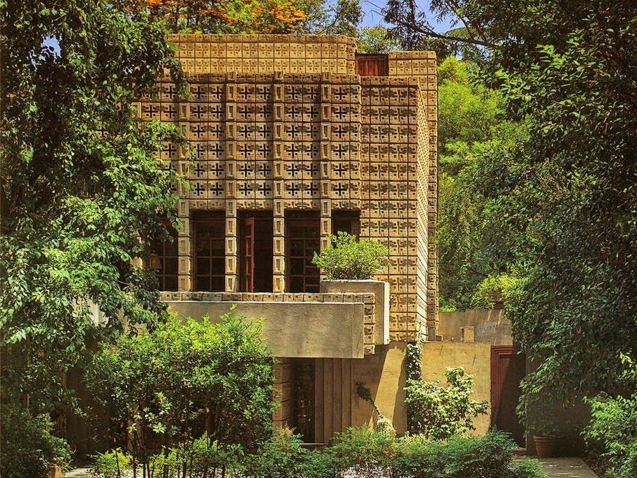 """Millard House frank lloyd wright's """"la miniatura"""" - jean marc fray"""