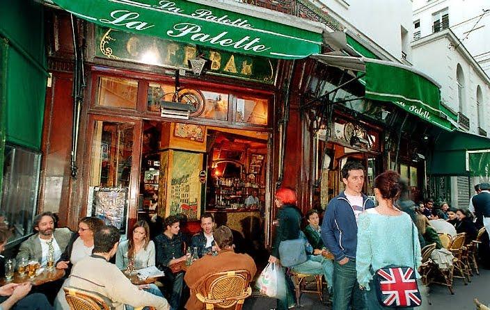 Exceptionnel 21 Rue Bonaparte 75006 Paris #4: 21 Rue Bonaparte 75006 Paris 01 44 07 64 87. For Hot Chocolate And  Pistachio Macaroons!