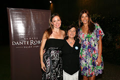 Marta Martin, Betina O`Connell y Catherine Fullop