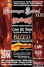 26.06.2010 - Scavengers Festival XLIII