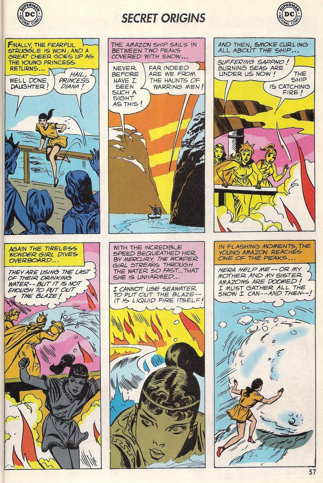 Silver Age Gold: Not-So-Secret Origins of the JLA Week ...