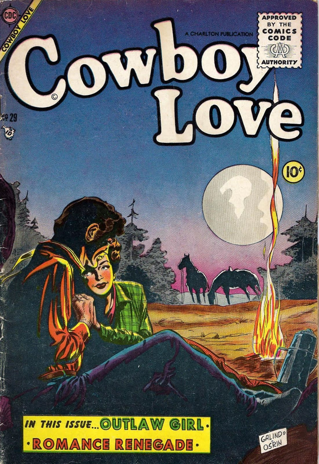 cowboy love