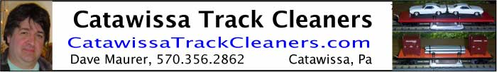 Catawissa Track Cleaners