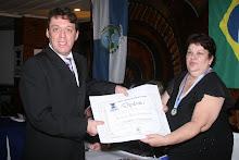 Posse na Academia de Artes de Cabo Frio - ARTPOP - 20 de março de 2010.