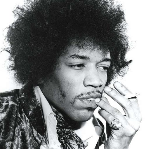 Greatest guitarist of all times: Jimi Hendrix