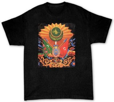 You see the carismatic Ottoman Empire t-shirts that I designed.