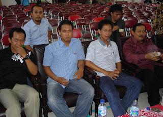 Bersama Gubernur Bangka Belitung