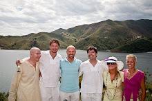 Malachy, Jason, Helder, Luis, Tara and Allison