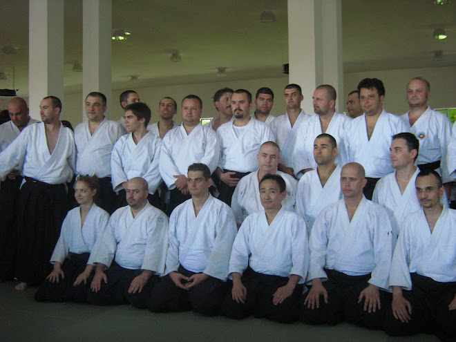 Stagiu International Sliven Bulgaria-Shihan Yoshiaki YOKOTA