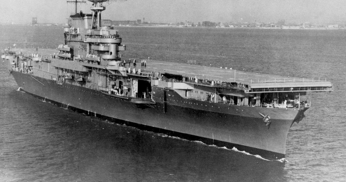 Navy Ship  Ww2 U S Aircraft Carriers Uss Hornet Cv8