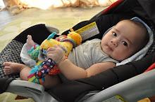 Ahmad Nuh Haziq 3 Months old