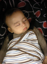 Ahmad Nuh Haziq: 5 months old